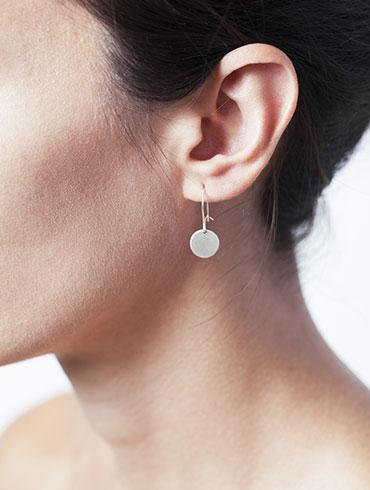 Airy Earrings Silver