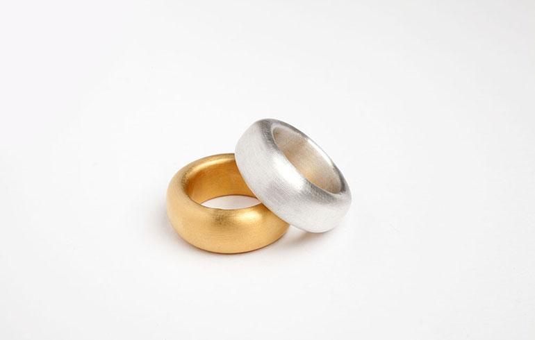 Big Wire Gold Silver