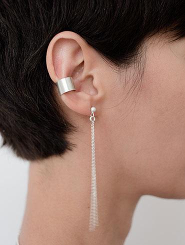 Fine Earrings Silver
