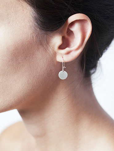 Airy Earrings Silver