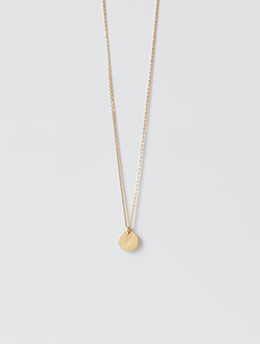Airy Necklace Gold
