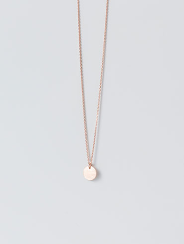 Airy Necklace Red