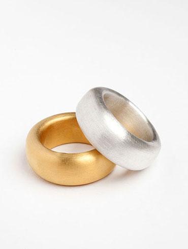 Big Wire Silver & Gold