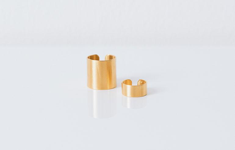 Simplicity Set Gold