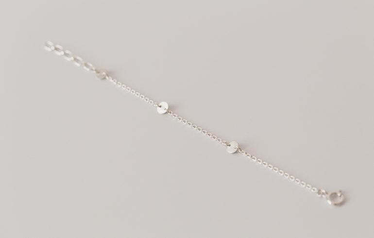 Breeze Bracelet Silver