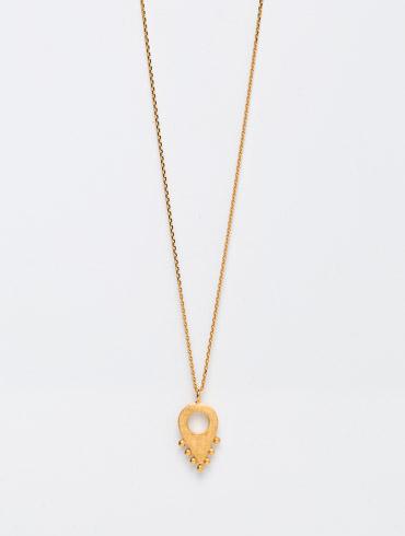 Adornment No2 Necklace Gold