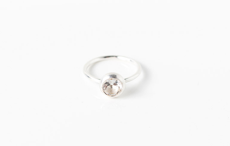Rock Crystals Ring